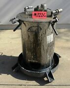 Used - Complete Automation Paint Potw/ Cart And Air Mixer-misc. Equipment
