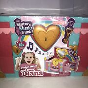 Love Diana Mystery Music Trunk 17-pieces Dress Up Set And Music Box