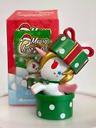 Tokidoki X Pop Mart Christmas Unicorno Chaser Surprise In The Hat Confirmed
