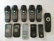 Lot Of 11 Rear Seat Entertainment Remotes. Pre-owned. Rosen Mintekpioneer.
