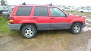 Rear Axle Disc Brakes Spicer 35 Round Cover Fits 94-98 Grand Cherokee 99165
