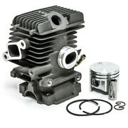 37mm Cylinder Piston Kit For Stihl Ms192t Chainsaws 1137 020 1203 11370201203