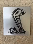 New Ford 2020-2021 Ford Mustang Shelby Gt500 Supercharger Intake Emblem Plaque