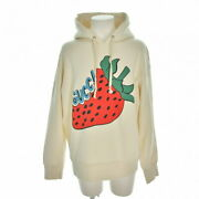 Secondhand Parka Mens Strawberry/2019 Models White Red Multi Size
