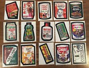 1974 Wacky Packages Series 7 Near Complete Set Of 29/33 Stickers