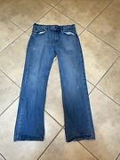 Mens Polo Used Jeans Size 30 X 30