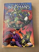 Marvel Uncanny Inhumans Vol 02 - Hardcover New And Sealed