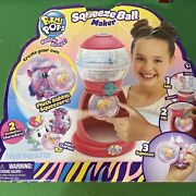 Pikmi Pops Bubble Drops Squeeze Ball Maker Diy Create Your Own Squeeze Toy