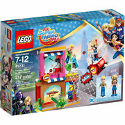 Lego Dc Super Hero Girls Harley Quinn To The Rescue 41231 Ages 7+ 217 Pieces