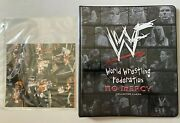Wwf World Wrestling Federation No Mercy Uncut Trading Card And Collector Album Wwe