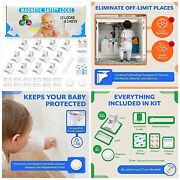 Eco-baby Child Safety Magnetic Cabinet And Drawer Locks For Proofing Kitchen 12