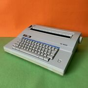 Smith Corona Electric Typewriter 5aec With Manual, Cover And 1 X Ribbon