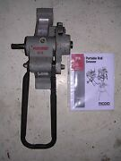Ridgid 916 Roll Groover 975 300 300 Compact 535 1822 Pipe Threader 1-1/4-6 Pipe
