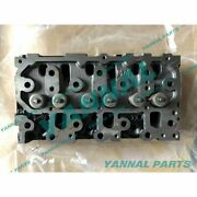 New 3tnm72 Complete Cylinder Head With Valves Ym119517-11740 For Yanmar Engine