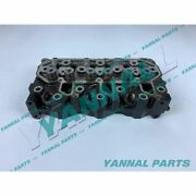 New Yanmar 3d76 3tnv76 Complete Cylinder Head 119717-11740 With Valves