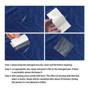 Canoe Repair Patch Swimming Pool Inflatable Products Self