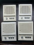Nutone Is-305 Indoor 5 Intercom Speakers Station For Home System Replacement