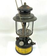 Smp - Coleman Us Military Lantern Vintage 1980 Moving Parts Rotate Easy Restore