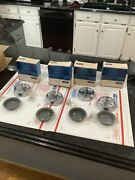 Nos 1967 Shelby Kh Center Caps S7ms-1130-c Set Of 4