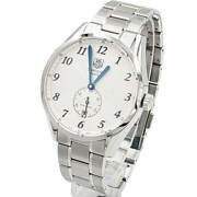 Tag Heuer Carrera White Dial Automatic Menand039s Watch Was2111.ba0732