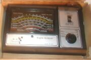 Sears Engine Analyzer 161.2161 With Ol Box Looks Good Untested As Is