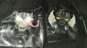 Peccy Pin Black Panther Venomized And Black Panther Angel Limited Quantity