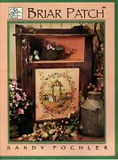Tole Decorative Painting Briar Patch Victorian Roses Country Sandy Fochler Book