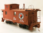 O2r Craftsman Ambriod Northern Pacific 1700 Series Wood Caboose 1042 Built