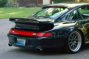 Porsche 993 Turbo S Style Decklid Wing Fitments For 911 964 993