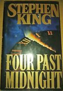 Stephen King Four Past Midnight Hardcover 1990 First Edition Penguin Books