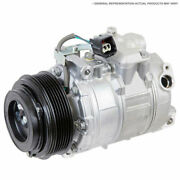 Reman Ac Compressor And A/c Clutch For Bmw Activehybrid 5 And 7