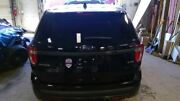 No Shipping Trunk/hatch/tailgate Base With Police Package Fits 16-19 Explorer