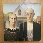 Vintage 1972 Springbok American Gothic 500 Pc Jigsaw Puzzle - 18x22 - Complete