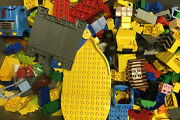 Lego Duplo Lot - 100 Random Parts And Pieces - Free Shipping