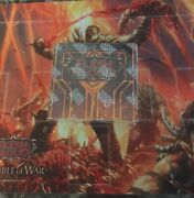 Flesh And Blood Crucible Of War Booster Box 1st Edition Sealed New