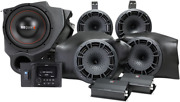 Mb Quart Mbqr-stg5-2 Model-tuned Stage 5 Amplified Audio System