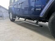 Jeep Wrangler Jl 2d Running Boards Electric Side Steps Ofd Greggson Off Road 4x4