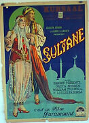 The Lady Of The Harem / Ernest Torrence / 1926 / Raoul Walsh / Movie Poster/17