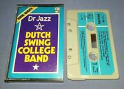 The Dutch Swing College Band Doctor Jazz Paper Labels Cassette Album A0169