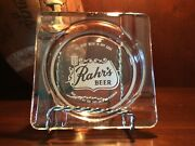Rahrs Beer Ashtray Green Bay Wisconsinhome Of The Green Bay Packers