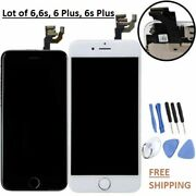 Lot Lcd Iphone 6 6 Plus 6s 6s Plus Touch Screen Digitizer Assembly Replacement