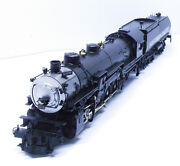O Proto48 Sunset Models Southern Pacific 2-10-4 F5 3770 Loco Fac Painted New