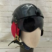 Jack Daniels Old Time No 7 Whiskey Replica Pilot Helicopter Helmet Full Size