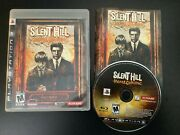 Silent Hill Homecoming Ps3 Playstation 3 Complete W/ Manual - Great Shape