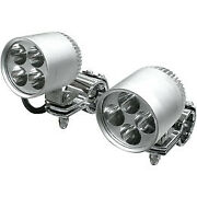 Rivco Products 2 Led Driving Light Kit W/ 1 1/4 Clamps Dlled125