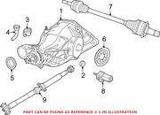 Genuine Oem Differential Housing For Dodge 68184732ab