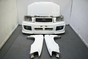 2003-2005 Subaru Forester Cross Sport Front End Conversion With Lip, Fog Lights