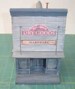 """Built """"o"""" Scale """"general Store / Post Office For Lionel New Condition"""