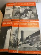 Hoards Dairyman National Dairy Farm Magazine Lot 1950s 60s Vintage Agriculture