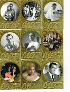 2012 James Bond 50th Series 1 Parallel Trading Cards Set 99